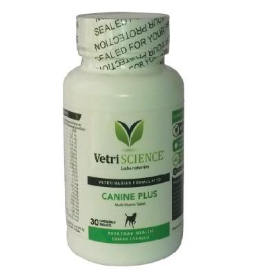 Msd Canine Plus Multivita Supplement-30 Caps
