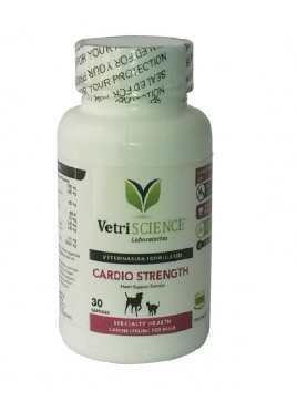 Msd-Cardio Strength Supplement-30 Caps