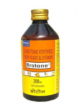 Virbac Brotone Liquid Liver Tonic 200ml