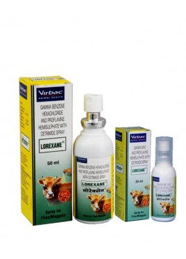 Virbac Pets Lorexane Spray 50 ml