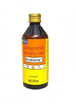 Virbac Brotone Liver Tonic (120ml)