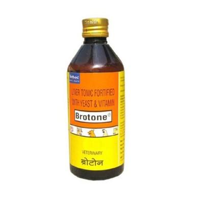 Virbac Brotone Liver Tonic (500ml)