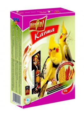 Vitapol Food For Cockatiel 500 Gm