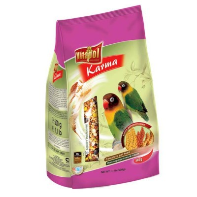 Vitapol Food For Love Bird 500 Gm