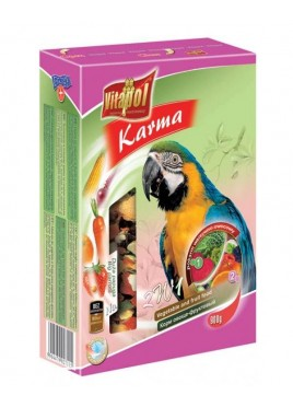 Vitapol Vegetable Fruit For Big Parrot 800 Gm