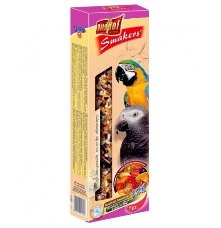 Vitapol Xxl Nut Fruit For Parrots 250 Gm