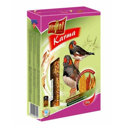Vitapol Bird Food For Zebra Finch - 1 Kg