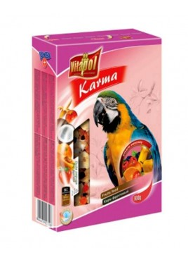 Vitapol Bird Fruit Food for Big Parrots - 900g