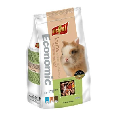 Vitapol Rabbit Economic Food For 1200 GM