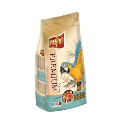 Vitapol Premium Food For Big Parrot (750 GM)