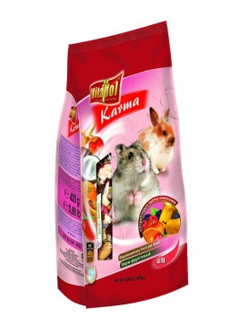 Vitapol Fruit Food For Hamster (400 GM)