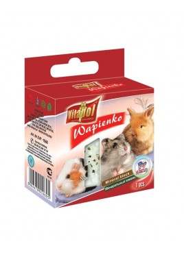 Vitapol Mineral Block For Rodents Popcorn (40gm)