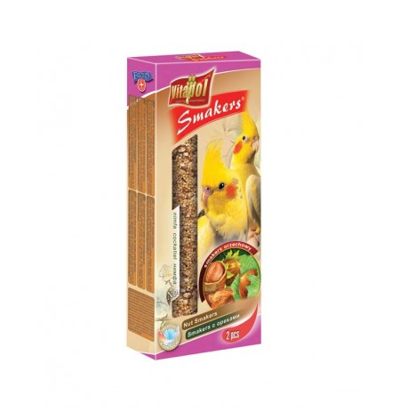 Vitapol Nut Smakers For Cockatiel (90gm)