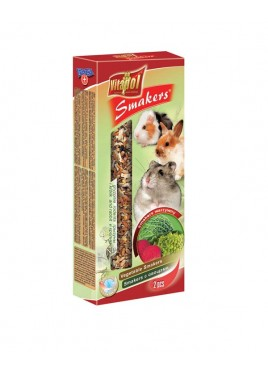 Vitapol Vegetable Smakers For Rodents (90gm)