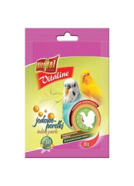 Vitapol Vitaline Iodine Pearls For Parrots (20gm)