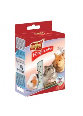 Vitapol XL Mineral Block For Rodents Popcorn (190gm)