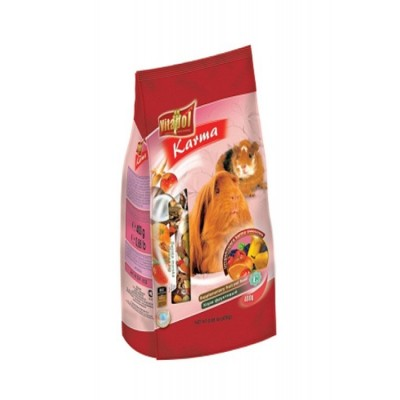 Vitapol Fruit Food For Guinea Pig (400 GM)