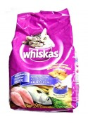 Whiskas Food Pocket Mackerel For Cat 1400g