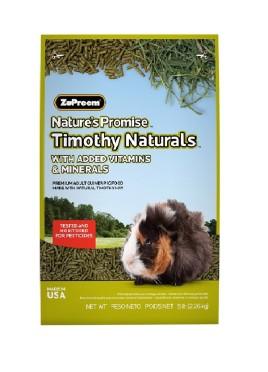 Zupreem Natural Promise Food For Guinea Pig 5lb/2.26 Kg