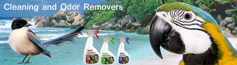 Cleaning & Odor Removers