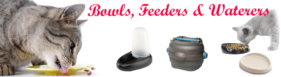 Bowls, Feeders & Waterers