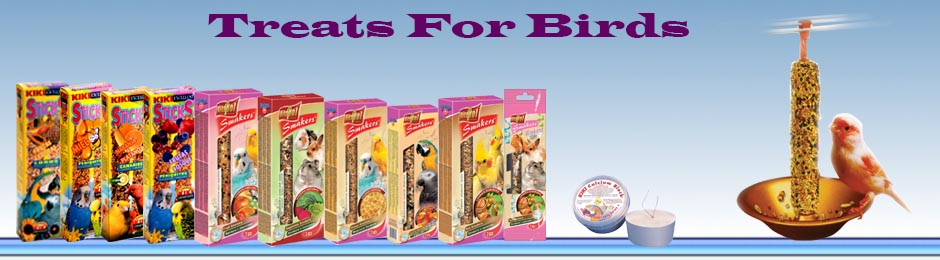 Treats For Birds