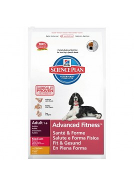 Hills Science Plan Adult Medium Breed  Chicken - 2.5 KG