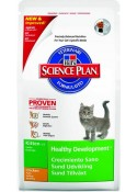 Hills Science Plan™  Kitten Food Chicken Flavour  10 kg