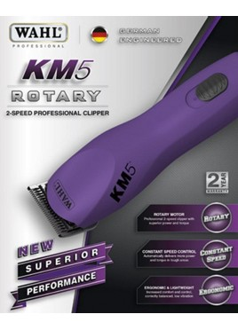 Wahl KM5 Professional Corded Clipper For Dog