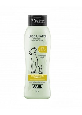 Wahl Shed Control Shampoo For Dog 709 Ml